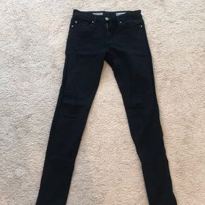 Blue black AG jeans